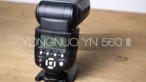 Yongnuo YN-560 MK III