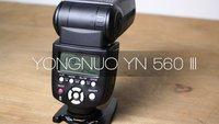 TEST: Yongnuo YN-560 MK III