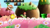 Yoshi's New Island: Neuer Trailer zum Dino-Eiland