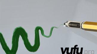 YuFu: Druckempfindlicher iPad-Stylus mit Profi-Ambitionen