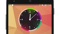 12Hours: Analog-minimalistisches Uhren-Widget mit Kalenderanzeige