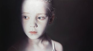Unfassbar fotorealistische Portrait-Malerei