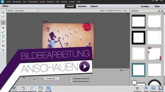 Photoshop Elements 12 - Die Benutzeroberfläche
