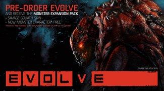 Evolve: Erscheint im Herbst 2014 mit diesen Vorbesteller-Boni