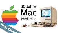 30 Jahre Macintosh: Ein paar skurrile Fakten zum Mac im GIGA Trivia Spezial