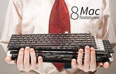 8 Tastaturen für den Mac: Oh...