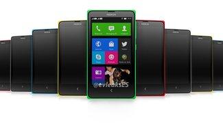 Nokia Normandy: die Oberfläche des  Android-Smartphones im Detail!