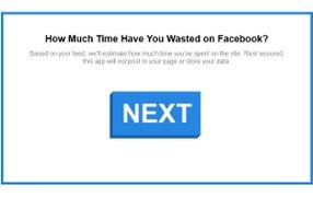 Facebook Time Machine