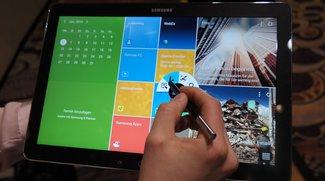 Samsung Galaxy NotePRO 12.2 - ein Magazin im Tabletformat