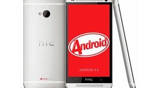 HTC One: Update auf Android 4.4 KitKat wird in Deutschland verteilt