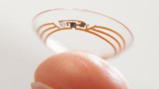 Google Smart Contact Lenses - dagegen ist Google Glass Mittelalter!