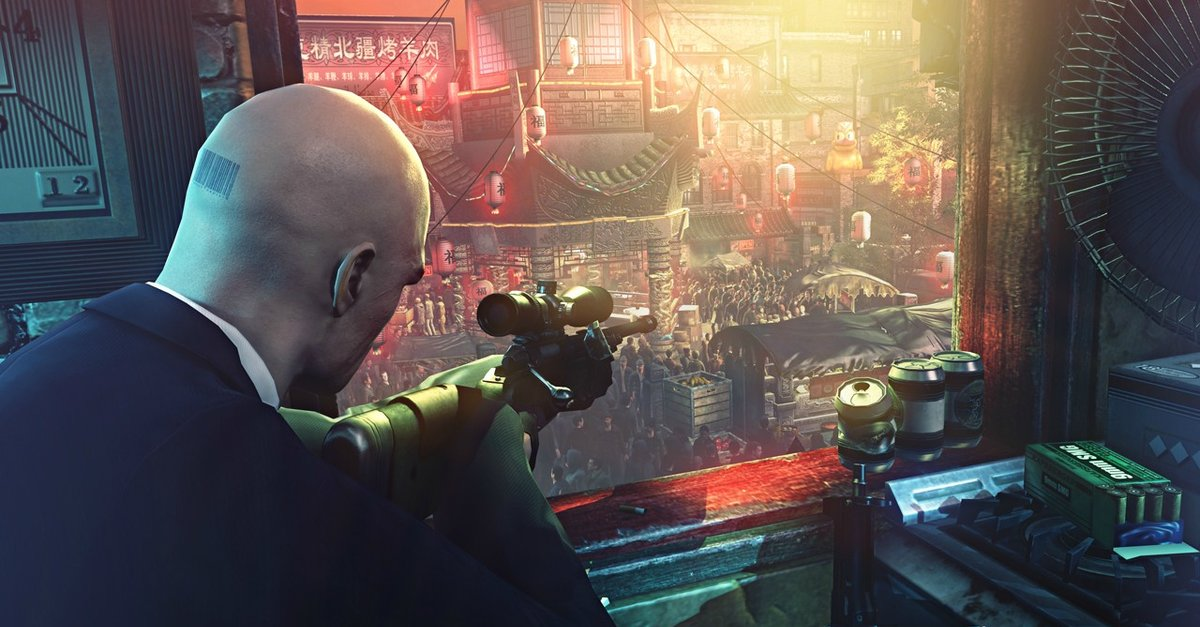 Hitman: Next Gen-Titel von Square Enix eingestellt
