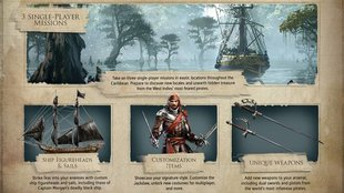 Assassin's Creed 4 - Black Flag: Illustrious Pirate Pack erhältlich