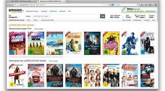 Amazon Lovefilm: DVDs und Blu-rays im Abo nach Hause bekommen