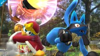 Super Smash Bros. for Wii U / 3DS: Neue Stage bewegt sich