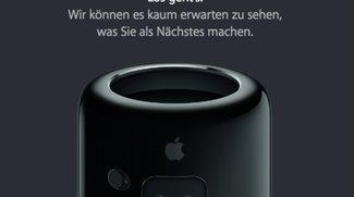 Anleitung für Mac Pro: Wir werden (dich) sehen