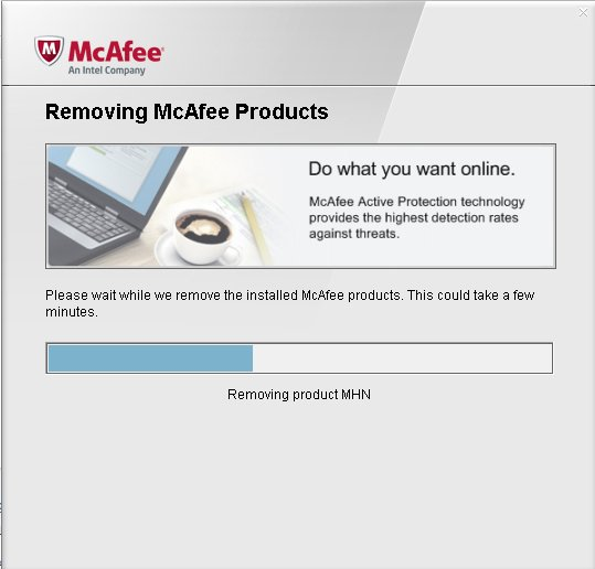 McAfee-Consumer-Product-Removal-Tool