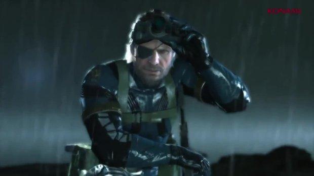 Metal Gear Solid: Solid Snake und Big Boss im Zeitverlauf