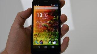 Moto G im Test: Discount-Smartphone mit Ambitionen