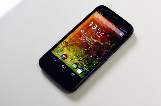 Moto G 4G: LTE-Version mit microSD-Slot in erstem deutschen Online-Shop verfügbar [Update]