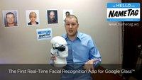 Eine Echtzeit-Gesichtserkennungs-App für Google Glass? Spinnt ihr?