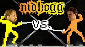 GIGA Gameplay: Nidhogg - Tobi vs. Tom im blutigen Fechtkampf!