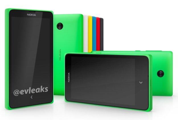 """Nokia X: Technische Daten des Einsteiger-Androiden """"Normandy"""" geleakt [Gerücht]"""