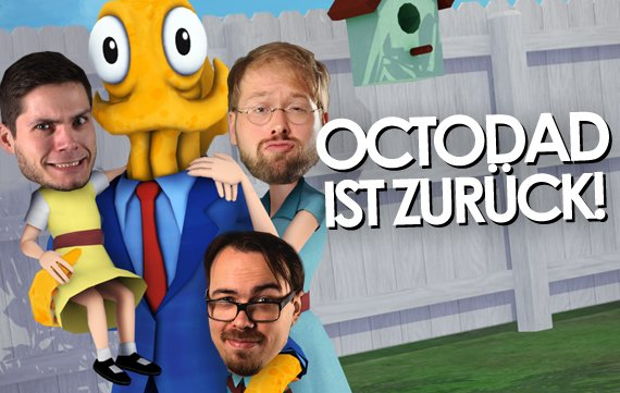 GIGA Gameplay: Octodad - Dadliest Catch im zweiten Tentakel-Debakel!
