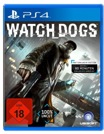 Test Watch Dogs Ps
