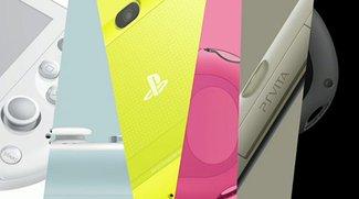 """Sony: Bald eine """"schlanke"""" Ankündigung – PS Vita Slim auch in Europa?"""