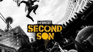 Infamous – Second Son: braucht mindestens 24GB auf eurer PS4-Festplatte