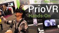 CES 2014: Ganzkörper Controller mit PrioVR gut umgesetzt