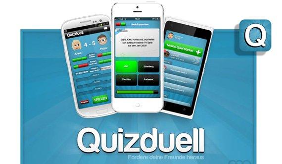 So kann man das Quizduell auf Blackberry spielen