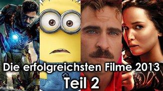 Die erfolgreichsten Filme 2013: Kritiker VS Publikum! (Teil 2)