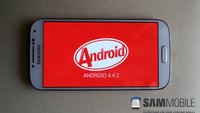 Samsung Galaxy S4: Android 4.4.2-Firmware geleakt
