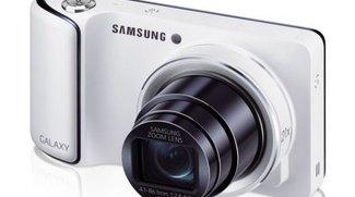 Samsung Galaxy Camera GC 110 weiss für 249 € bei Comtech (statt  290 €)