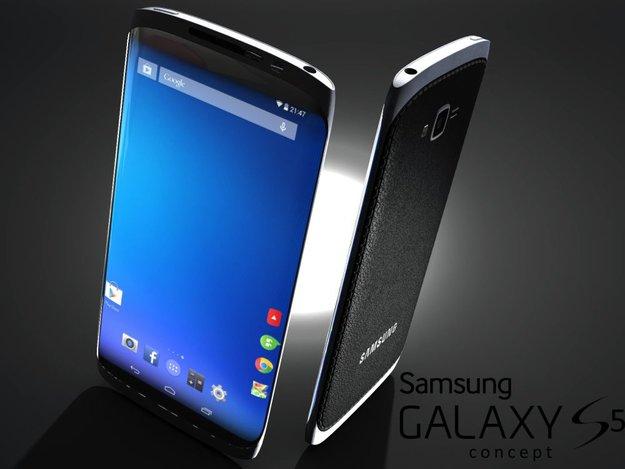 Samsung Galaxy S5: Vorstellung doch zum MWC 2014, Fingerabdruck- statt Irisscanner & Multi-Hover [Gerüchte]