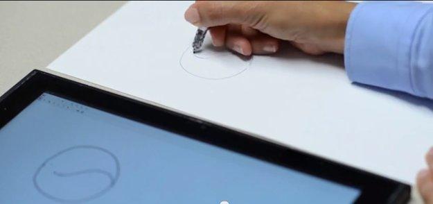 CES 2014: Qualcomm zeigt Ultra Sound NotePad mit neuer Stylustechnologie