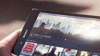 Sony Sirius: Smartphone mit 2K-Display und Snapdragon 805 könnte morgen vorgestellt werden [CES 2014]