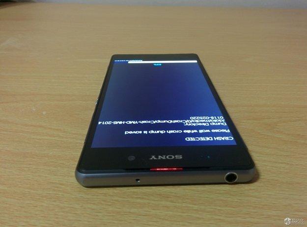 Sony Xperia Z2: Erste Bilder vom neuen Smartphone-Flaggschiff aufgetaucht