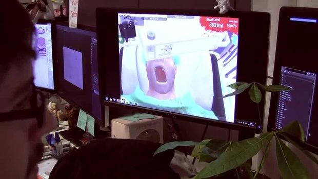 Surgeon Simulator: Wer hat Angst vorm Zahnarzt? Trailer zum Nachfolger!