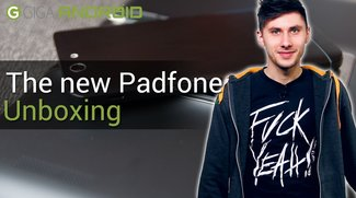 "Smartphone und Tablet in einem: ""The new Padfone"" (A86) im Unboxing"