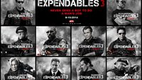 The Expendables 3 - Fakten & News
