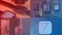 The Week In Review #1: iPhone 6-Bauteil, iWatch, iOS 7.1 Beta 3 und Pebble Steel