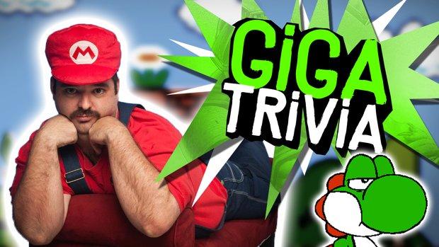 GIGA Trivia: Mario-Pornos & Tetris im Weltall - Zwei Folgen Trivia!