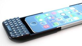 Tastatur-Case fürs iPhone: Blackberry verklagt Zubehör-Hersteller
