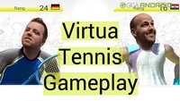Es laggt so sehr - Virtua Tennis Gameplay