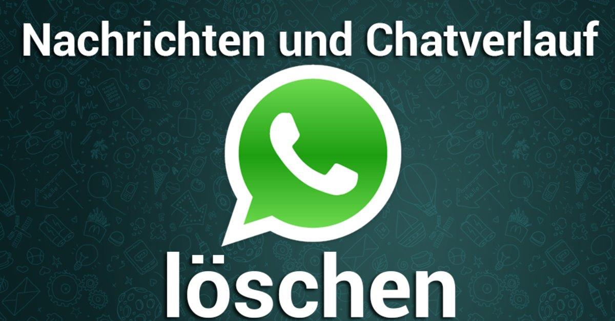 whatsapp archiv löschen iphone
