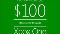 Microsoft vs Sony: Tauscht eure PS3 gegen Preisnachlass für Xbox One