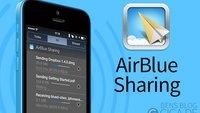 AirBlue Sharing: Besseres Bluetooth fürs iPhone, Dateien senden und empfangen (Cydia)